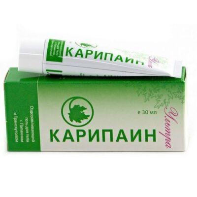 Karipain Ultra 30 ml gel body in tubee