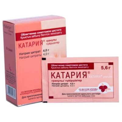 Katariah 5.6g 6's granules