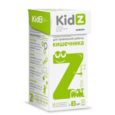 Kidz 5g 9's prune drink into sachets