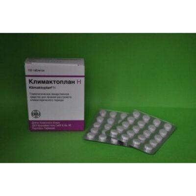 Klimaktoplan (100 tablets)