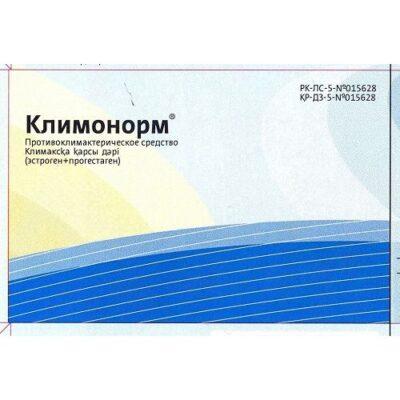 Klimonorma 21's pills