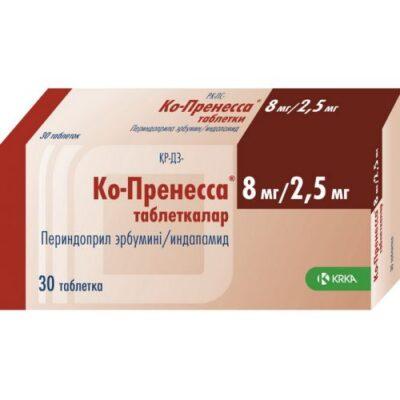KoPrenessa® 8 mg / 2.5 mg (30 tablets)