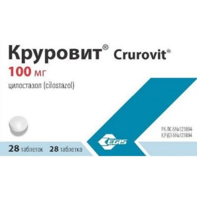 Krurovit® 100 mg (28 tablets)