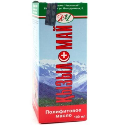 Kyzyl May 100ml oil