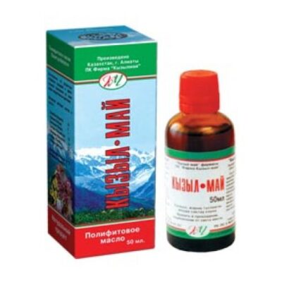 Kyzyl May 50 ml of oil