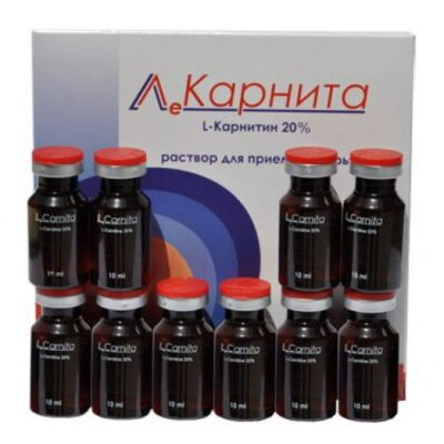Le Karnith 10 ml solution 10s