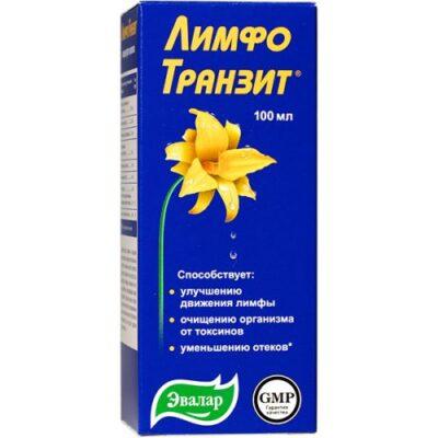 LimfoTranzit 100 ml beverage konts.osnova