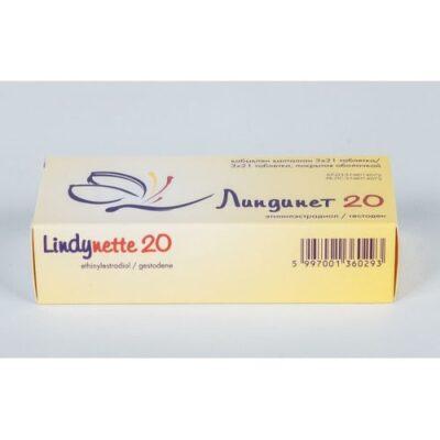 Lindinet 20 21'sh3 tablets