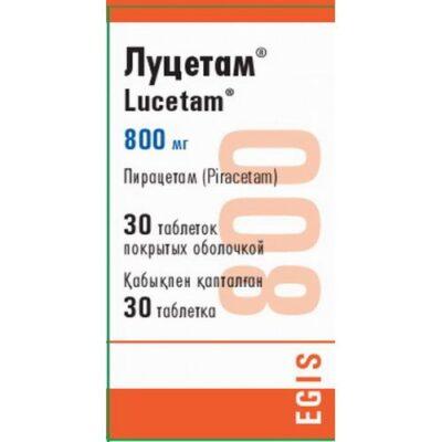 Lutset 30s 800 mg coated tablets