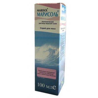 Marisol 100 ml isotonic nasal spray