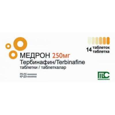 Medron 250 mg (14 tablets)