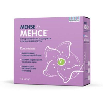 Mensa 40s 500 mg capsule
