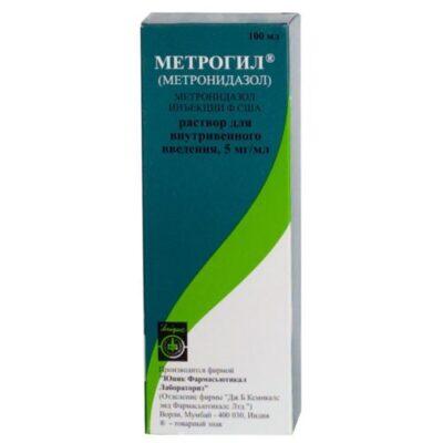 Metrogil 5 mg / ml
