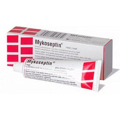 Mikoseptin 30g ointment tube
