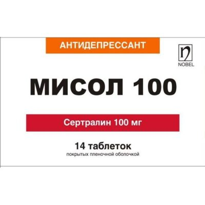 Misol 14s 100 mg film-coated tablets