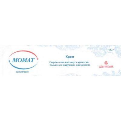 Momat 15g of cream in a tube