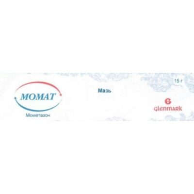 Momat 15g ointment tube