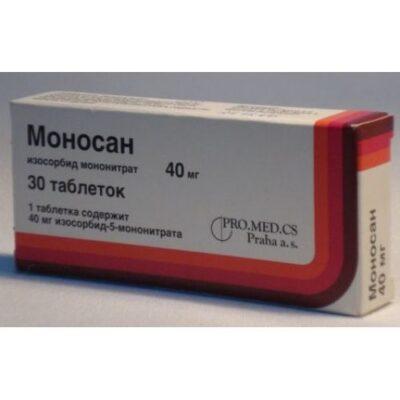 Monosan 40 mg (30 tablets)