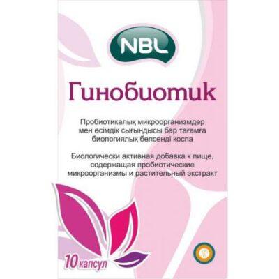 NBL Ginobiotik (10 capsules)