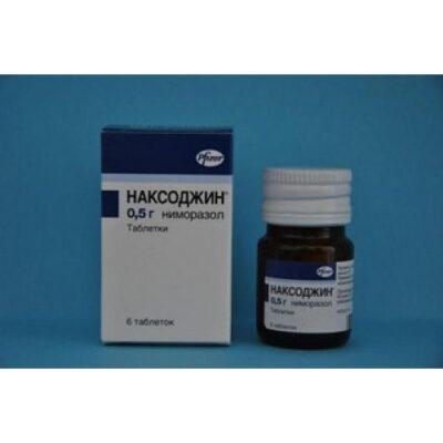 Naksodzhin 500 mg (6 tablets)