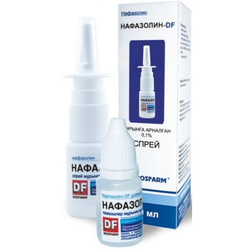 Naphazoline-DF 0