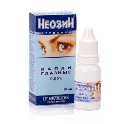 Neozin 8 ml of 0.05% eye drop.