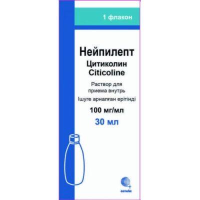 Neypilept 100 mg / ml 30 ml 1's oral solution