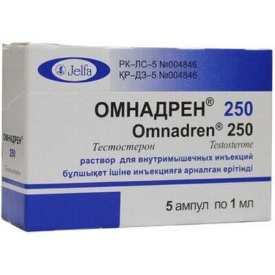 Omnadren® 250 (Testosterone blend)