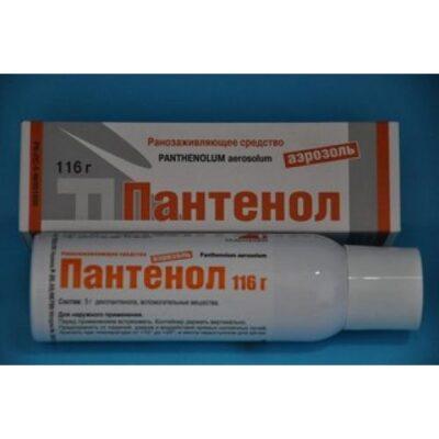 Panthenol 116g aerosol ext.
