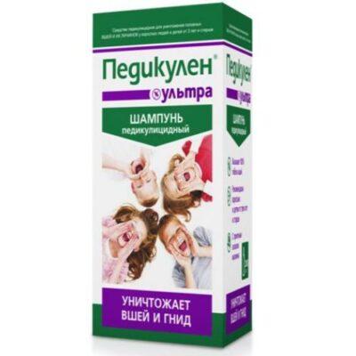 Pedikulen Ultra 200 ml shampoo