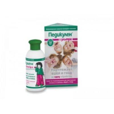 Pedikulen Ultra 50 ml lotion lice and nits