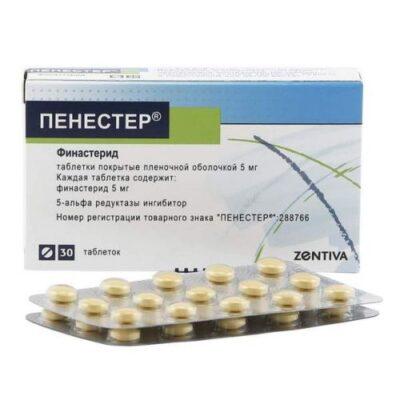 Penester® (Finasteride) 5 mg