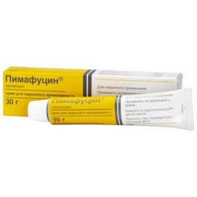 Pimafutsin 30g of 2% cream in the tube