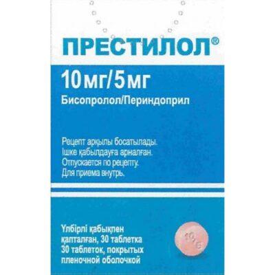 Prestilol 10 mg / 5 mg (30 film-coated tablets)