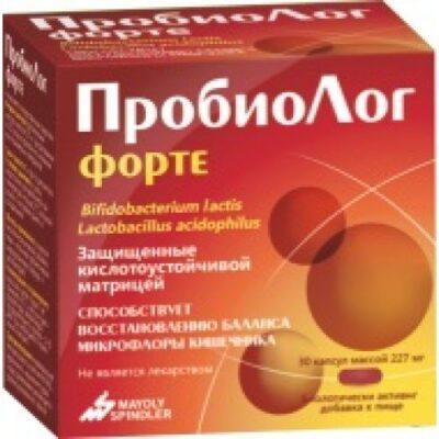 ProbioLog Forte (30 capsules)