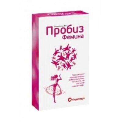 Probiz Femina (30 capsules)
