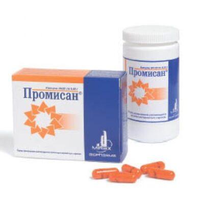 Promisan 0.55g (120 capsules)