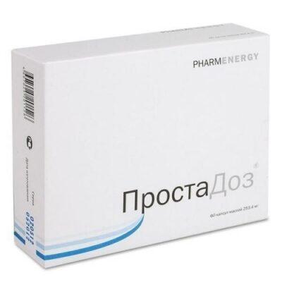 ProstaDoz 253.4 mg (60 capsules)