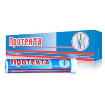 Protecta 20s effervescent tablets
