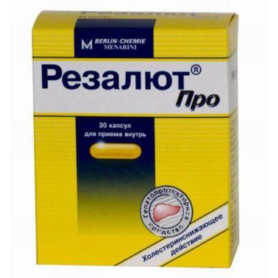 Rezalyut® about 300 mg (30 capsules)