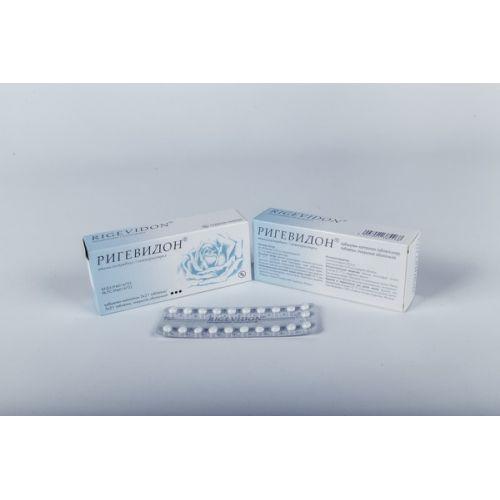Rigevidon 21'sh3 tablets