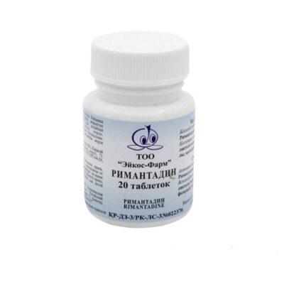 Rimantadine 50 mg (20 tablets)