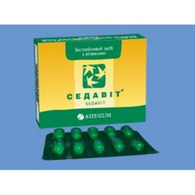 Sedavit (20 tablets)