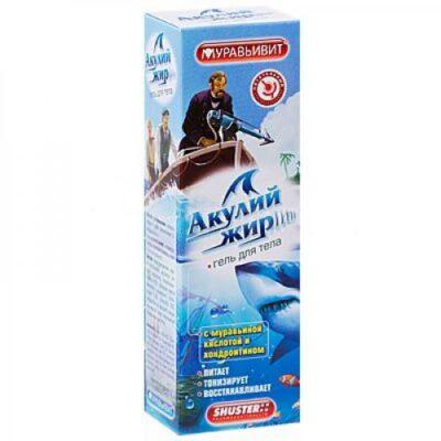 Shark oil Muravivit with formic acid
