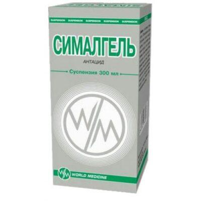 Simalgel 300 ml of oral suspension