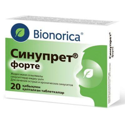 Sinupret forte (20 coated tablets)