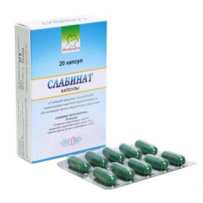 Slabinat (20 capsules)