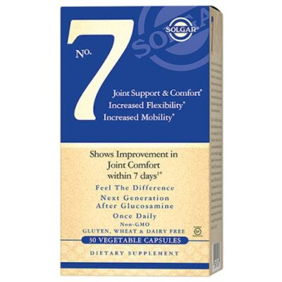 Solgar 7's to improve mobility and flexibility of joints (30 capsules)s