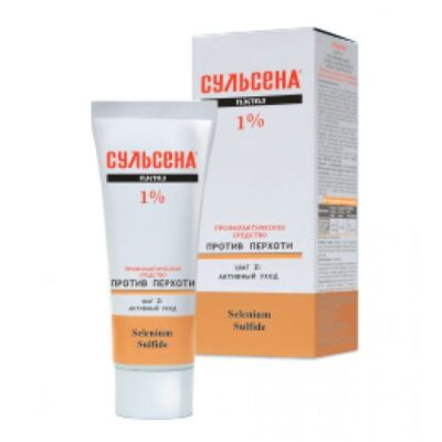 Sulsena 75 ml shampoo paste in a tube