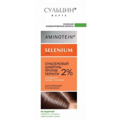 Sultsin Forte 2% 150 ml antidandruff shampoo sulsenovogo for norms. and dry hair